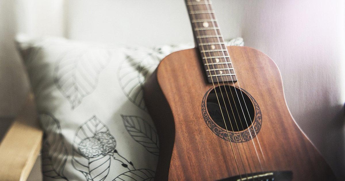 LINEミュージックギター